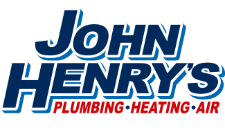 John Henry's Plumbing, Heating and Air Conditioning logo