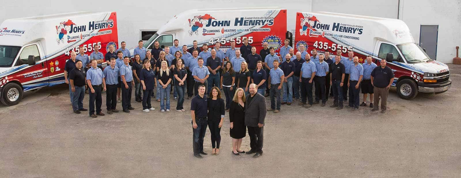 John Henry S Plumbing Heating And Air Conditioning